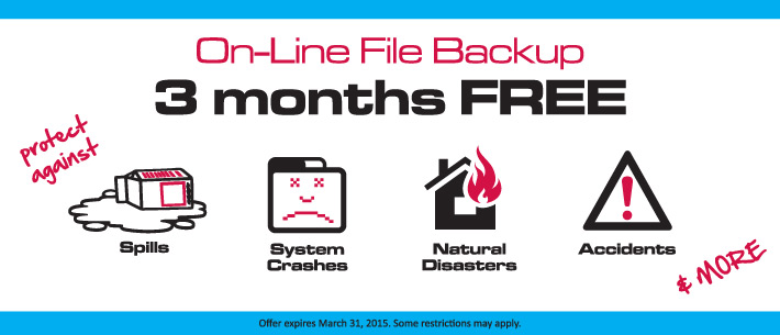Residential On-Line File Backup