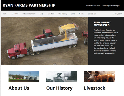 Ryan Farms Partnership